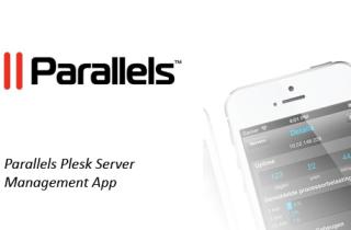 Parallels Plesk Server Management App