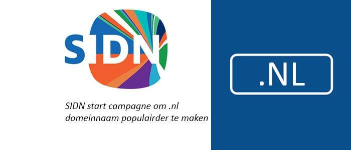 SIDN start campagne