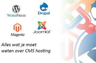 Alles wat je moet weten over CMS hosting