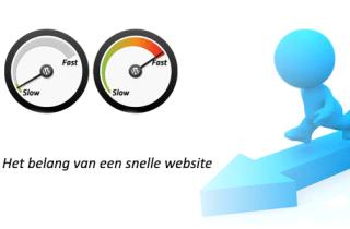 Snelle website