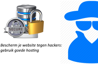 Bescherm je website tegen hackers