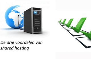 shared hosting voordelen