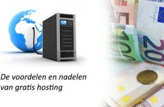 Voordelen en nadelen van gratis hosting