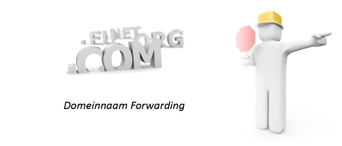 Domeinnaam Forwarding