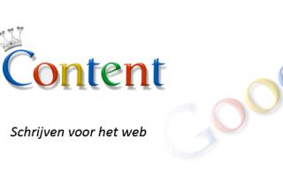 Schrijven voor het Web Google