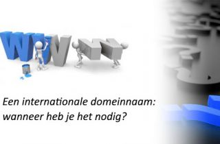 internationale domeinnaam