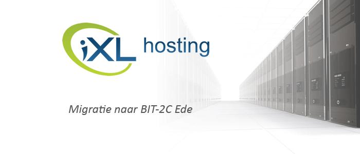 iXL Hosting Migratie BIT-2C