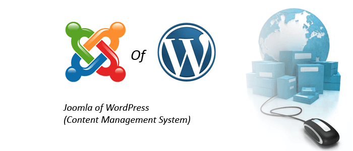 Joomla of WordPress