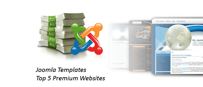 Joomla Templates - Top 5 Premium Websites