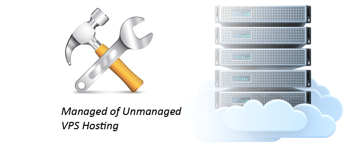 managed of unmanaged vps