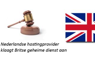 Nederlandse hostingprovider klaagt Britse geheime dienst aan