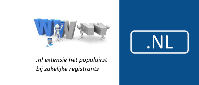NL populairste extensie