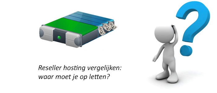 waar op letten reseller hosting