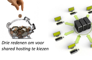 shared hosting kiezen