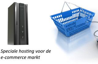 Speciale hosting voor e-commerce