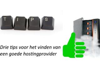 goede hostingprovider