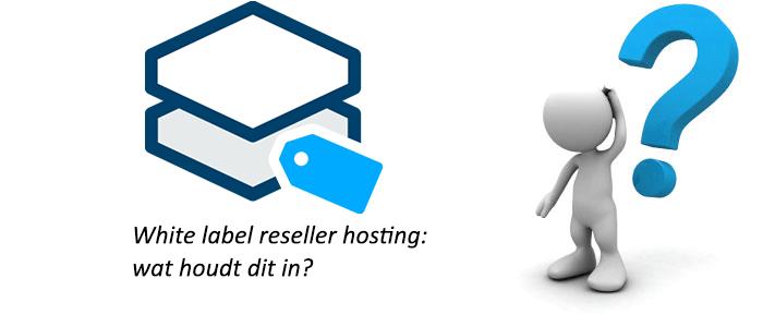 White label reseller hosting
