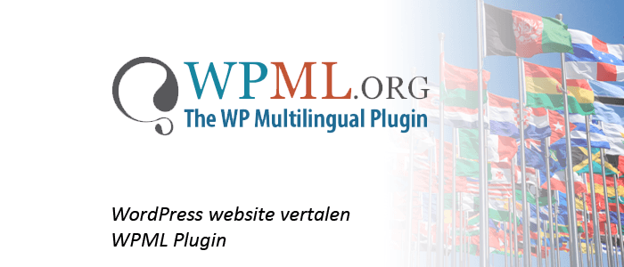 wordpress website vertalen wpml plugin